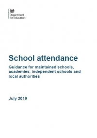 School Attendance : Guidance for schools