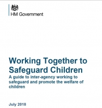 Working Together to Safeguard Children Statutory Guidance