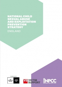 National Child Sexual Abuse and Exploitation Prevention Strategy (2018)
