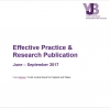YJB Effective Practice and Research Monitor June to September 2017