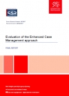 Evaluation of the Enhanced Case Management approach