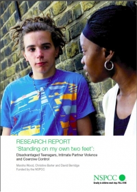 Standing on My Own Two Feet': Disadvantaged Teenagers, Intimate Partner Violence and Coercive Control (July 2016)