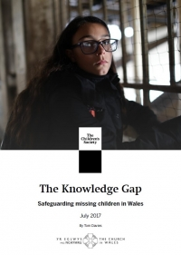 Safeguarding Missing Children in Wales - The Children Society (2018)