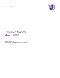 YJB Research Monitor March 2016