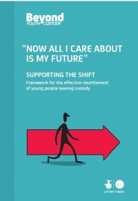 Now all I Care About is my Future: Supporting the Shift (Framework for the Effective Resettlement of Young People Leaving Custody)