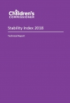 Stability Index Report (for Children in Care, 2018)