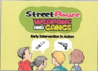 Street Aware Session